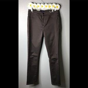 NYDJ High Waist Skinny Jeans Size 10